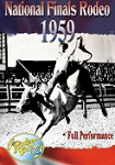 1959 National Finals Rodeo DVD