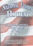 1974 to 1977 National Finals Rodeo Highlights - Volume 1 DVD