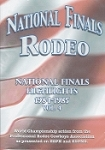 1984 to 1985 National Finals Rodeo Highlights - Volume 4 DVD