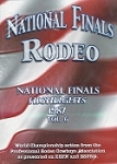 1987 National Finals Rodeo Highlights - Volume 6 DVD