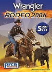 2006 Wrangler National Finals Rodeo - 5 DVD set