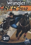 2012 Wrangler National Finals Rodeo - 5-DVD set