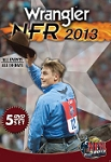 2013 Wrangler National Finals Rodeo: 5-DVD set