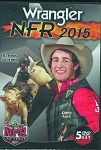 2015 Wrangler National Finals Rodeo - 5-DVD set