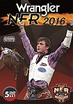 2016 Wrangler National Finals Rodeo - Five DVD Set