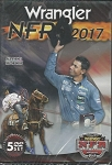 2017 Wrangler nNational Finals Rodeo - 5-DVD Set
