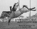 Through the Lens of Jerry Gustafson - Rodeo Photography 1970 thru 1976