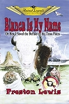 Blanca Is My Name: Or, How I Saved the Buffalo on the Texas Plains