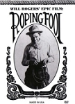 Roping Fool - Will Rogers' Epic Film DVD